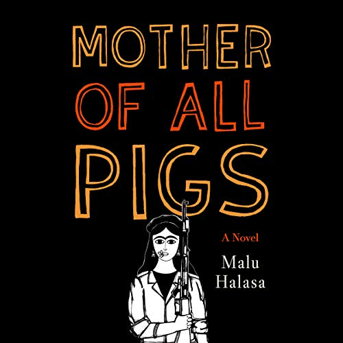 Mother of All Pigs audiobook cover art