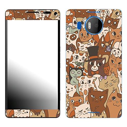 Disagu SF-106737_840 Design Skin für Microsoft Lumia 950 XL Motiv Mittens and Friends 02