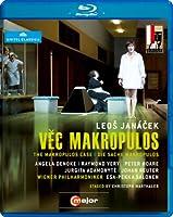 マクロプロス事件 全曲 マルターラー演出、サロネン&ウィーン・フィル、デノケ、ヴェリ、他 [Blu-ray] [Import]