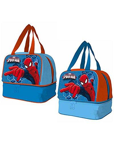 Portameriendas Spiderman Marvel Ultimate surtido