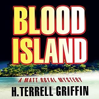 Blood Island (Matt Royal Mysteries) audiobook cover art