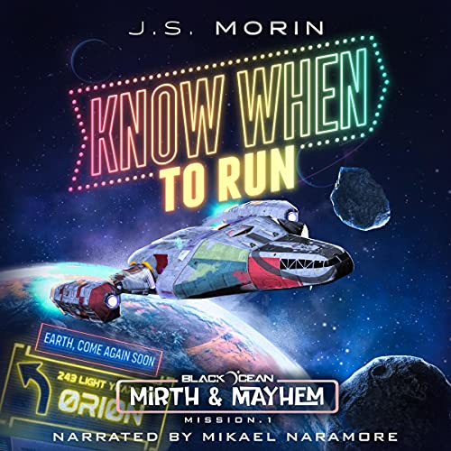 『Know When to Run: Mission 1』のカバーアート