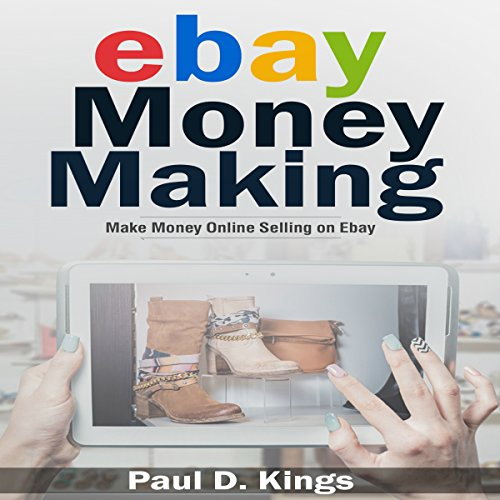 eBay Money Making audiobook cover art
