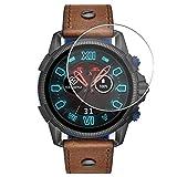 Vaxson 3-Pack TPU Pellicola Protettiva, compatibile con DIESEL ON Full Guard 2.5 smartwatch Case Size:47mm, Screen Protector Film [ Non Vetro Temperato ]