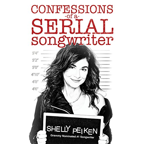 Confessions of a Serial Songwriter audiobook cover art