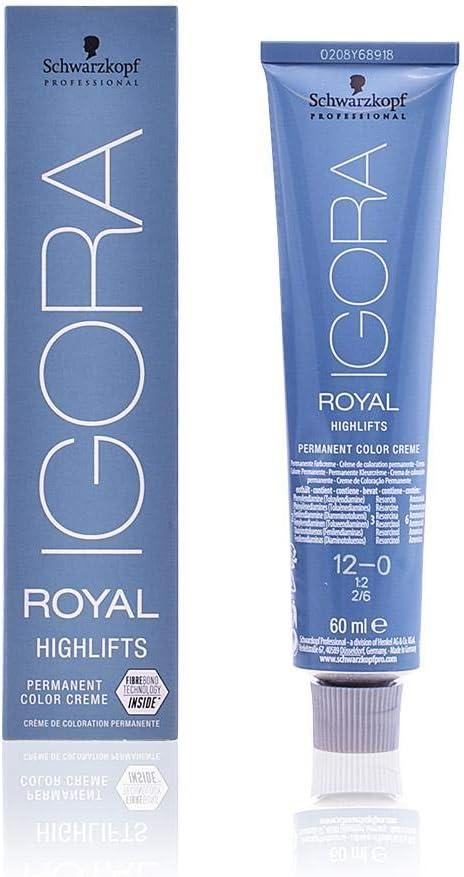 Schwarzkopf Professional Igora Royal Highlifts 12-0 Tinte - 60 ml