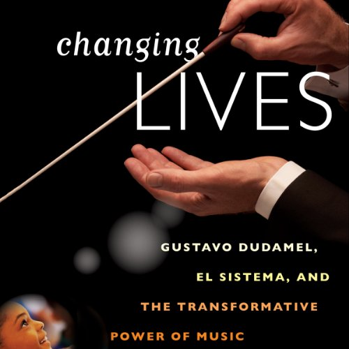 Changing Lives audiobook cover art