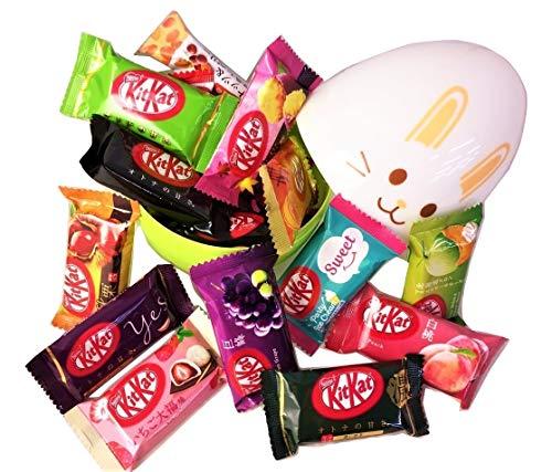 Osterei Schokolade Japanisches KitKat Sortiment 250 g Osterhasen Bonbon