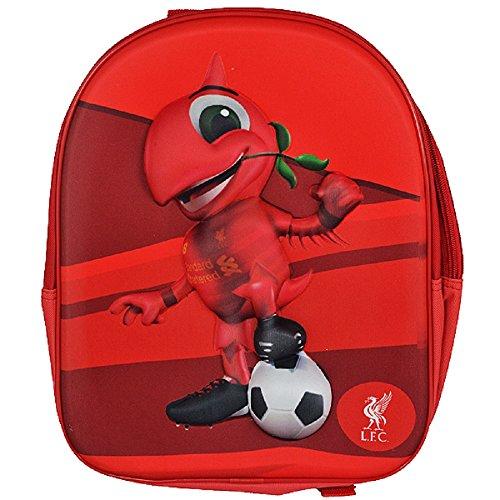 Liverpool Kids Mascot Moulded Backpack