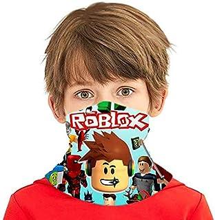Kids Boys Girls Neck Gaiter Magic Headband Scarf Bandanas 3d Printed Dust Head Wrap Warmer Windproof