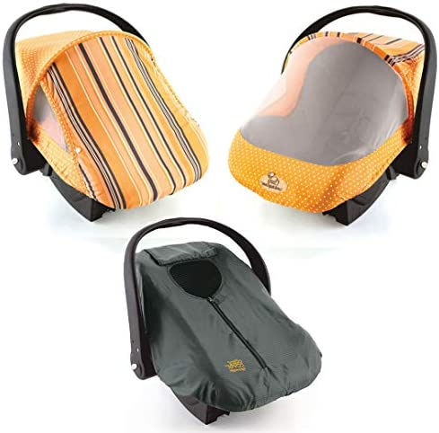 Cozy Cover Combo Pack Orange Sun Bug Cover Lightweight product image