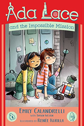Ada Lace and the Impossible Mission (An Ada Lace Adventure Book 4) (English Edition)