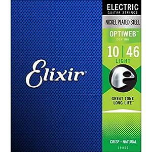 Elixir Strings Electric Guitar Strings (19052)
