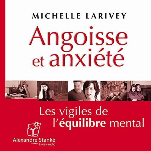 Couverture de Angoisse et anxiété