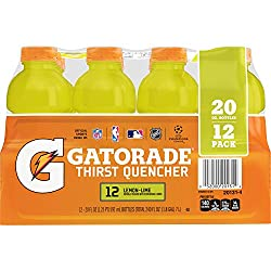 gatorade thirst quencher, lemon-lime