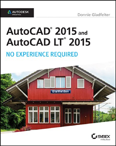 Price comparison product image AutoCAD 2015 and AutoCAD LT 2015: No Experience Required: Autodesk Official Press