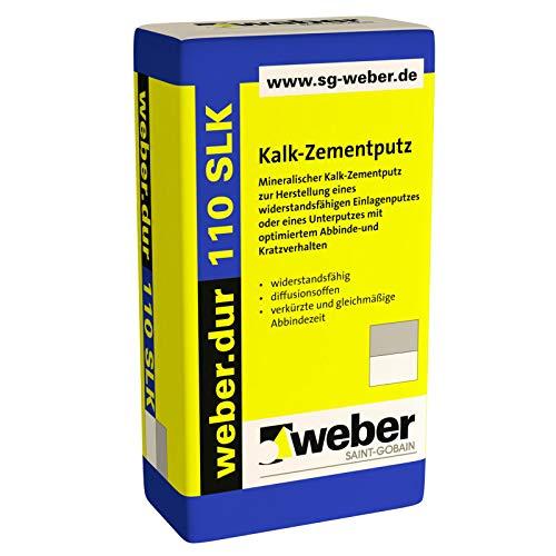 weber.dur 110 SLK Kalk-Zementputz 30kg