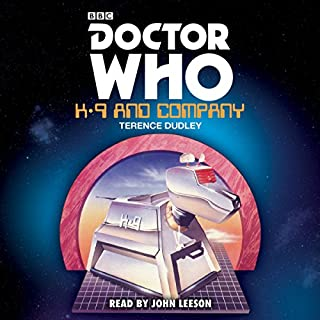 Doctor Who: K9 and Company cover art