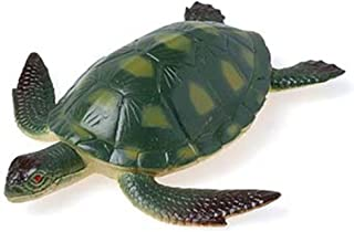 US Toy Green Plastic Realistic Toy Sea Turtle (1)