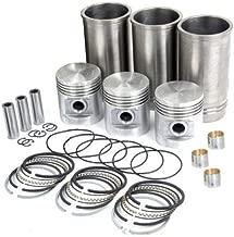 Spare Part 3TN84E-RK 3TN84L-RB Engine Rebuilt Kit Excavator Gasket Kit Parts for B37 B37-1 B271 Excavator Yanmar Engine