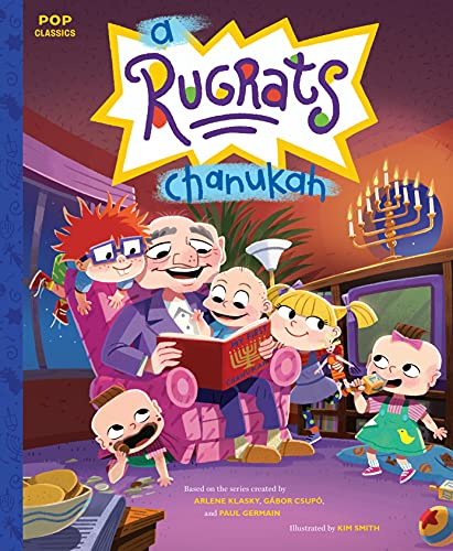 A Rugrats Chanukah: The Classic Illustrated Storybook (Pop Classics)