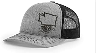 WYR Clothing Wear Your Roots Snapback Trucker Hat