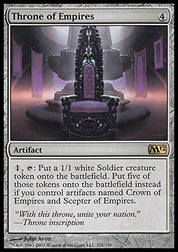 Magic: the Gathering - Throne of Empires - Magic 2012