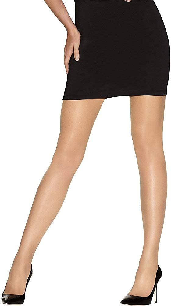Legg's Control Top Support Panty Hose 3 Pair Pack