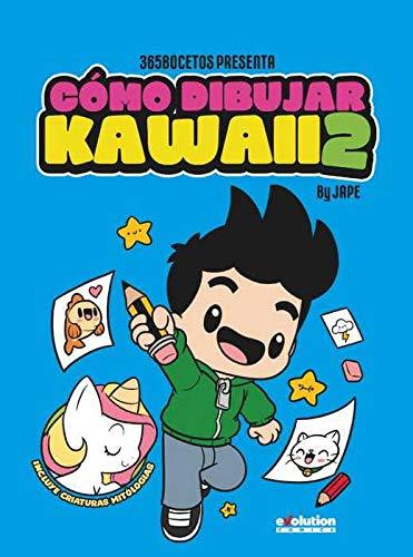 Cómo Dibujar Kawaii 2 El libro de 365 bocetos y Muy Kawaii