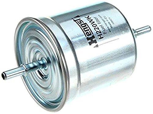 Hengst W0133-1627554-HEN Fuel Filter
