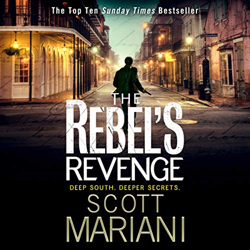 The Rebel's Revenge  audiobook cover art