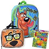 Lunch Bag Set (Blue Scooby Doo Set)