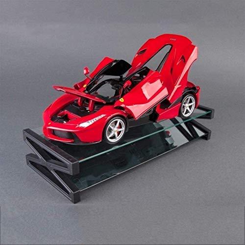 Etrustante 1:18 Ferrari Ferrari Modelo de automóvil Modelo Simulación Aleación Coche Modelo de Juguete para niños Coche Coche Adornos de Metal