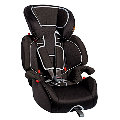 Bellelli 1234346 Kinder Kindersitze, schwarz/Silber
