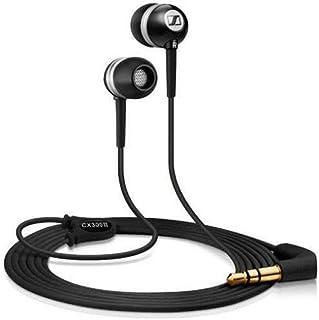 Sennheiser CX300  II  CX 300 II Precision Enhanced Bass Earbuds, Black (Discontinued by Manufacturer)