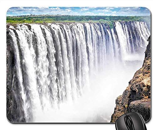 mouse Pad - Africa Zimbabwe Victoria Case Victoria Falls