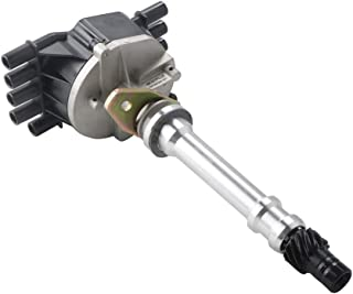 Motovecor Complete Ignition Distributor V8 For Chevy Chevrolet//GMC//Isuzu//Vortec V8 5.0L 5.7L 7.4L 96 97 98 99 00 01 02 fits 93441558