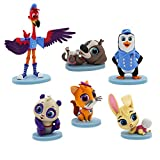 Disney T.O.T.S. 6 Figure Play Set