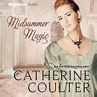 Midsummer Magic audiobook cover art