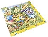 Tovaglioli di carta per il pranzo delle feste, circa 33 x 33 cm, per ogni occasione, estate, primavera, Pasqua, scuola