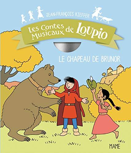 Le chapeau de Brunor (1CD audio)