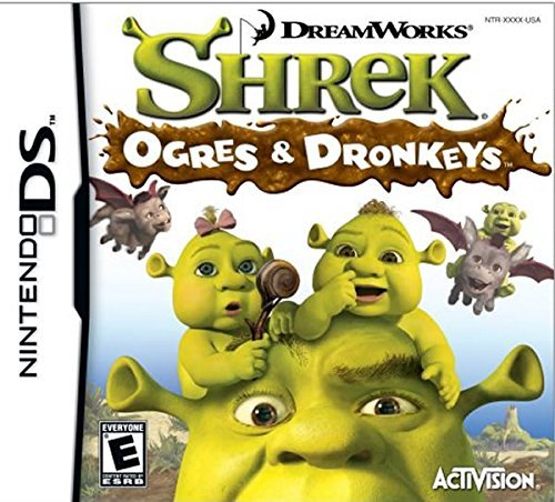 Shrek the Third: Ogres and Dronkeys by Activision