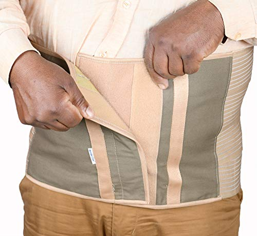 """Wonder Care Plus Size Bariatric Abdominal Stomach Binder 