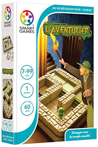 SmartGames- Jeu de réflexion, de logique et d'anticipation, SG 437 FR