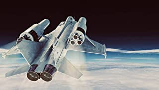 HMA 夜光雲のサリッサ MiG-31セマルグル 1/144スケール プラモデル