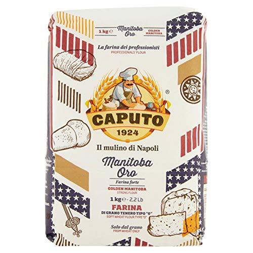 FARINA CAPUTO '0' AG MANITOBA - 1 KG americana