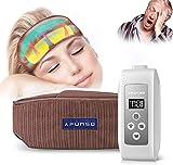 Masajeador de Cabeza Eléctrico para la Relajación de la cabeza mediante compresión térmica, Automatico de masaje de cabeza, estimulación del sueño, alivio del estrés promueven la circulación sanguínea