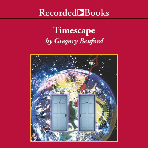Timescape audiobook cover art