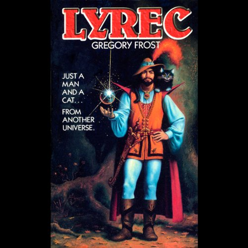 Lyrec audiobook cover art