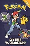 The Official Pokémon Fiction: Scyther Vs Charizard: Book 4 minimalist shoes Oct, 2020